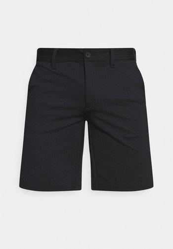 ONSMARK STRIPE - Shorts - black