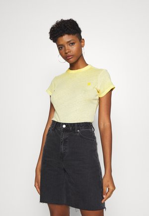 EYBER SLIM R T WMN S\S - Print T-shirt - samosa gd