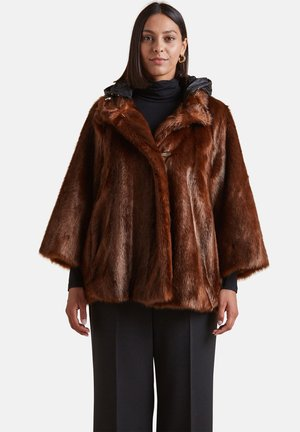 Winter jacket - marrone