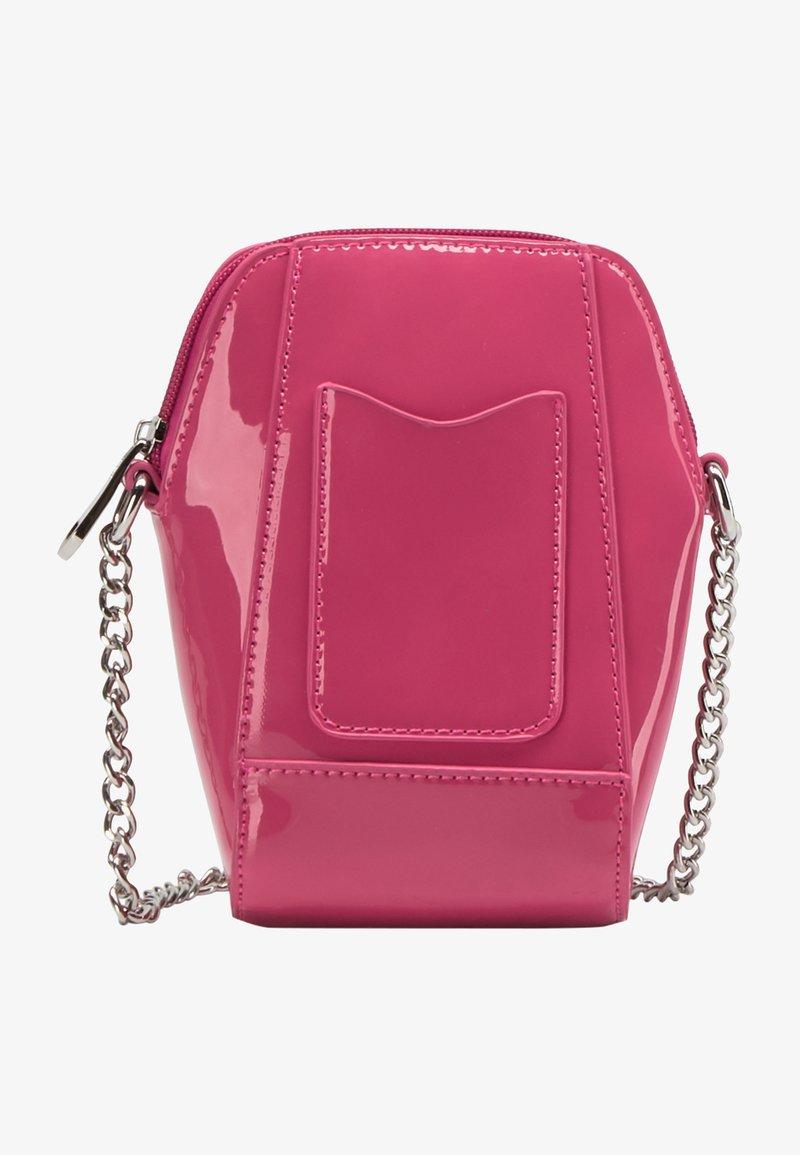 myMo at night - Across body bag - pink