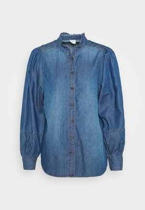 JDYLENE - Blouse - medium blue denim