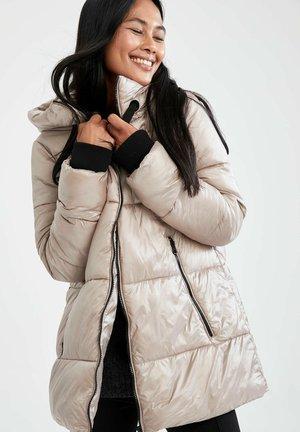 RELAX FIT - Winter coat - beige