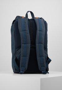 Herschel - LITTLE AMERICA - Plecak - indigo denim - 3