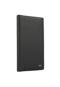 Braun Büffel - TURIN  - Business card holder - black - 2