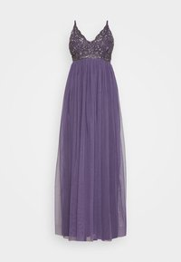 Lace & Beads - LEXI  - Occasion wear - mulled grape - 4