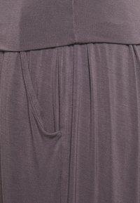 Deha - PANTALONE ODALISCA - Trainingsbroek - purple gray - 5