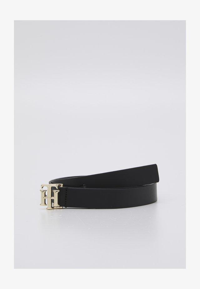 LOGO - Cintura - black