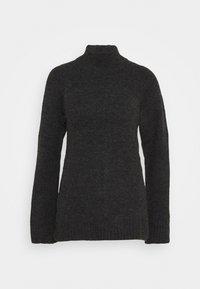 Anna Field - Jersey de punto - dark grey melange - 4