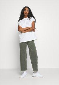Abrand Jeans - A STREET ALINE - Bukse - gumnut - 1
