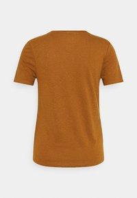 Scotch & Soda - T-shirt basic - tabacco - 1
