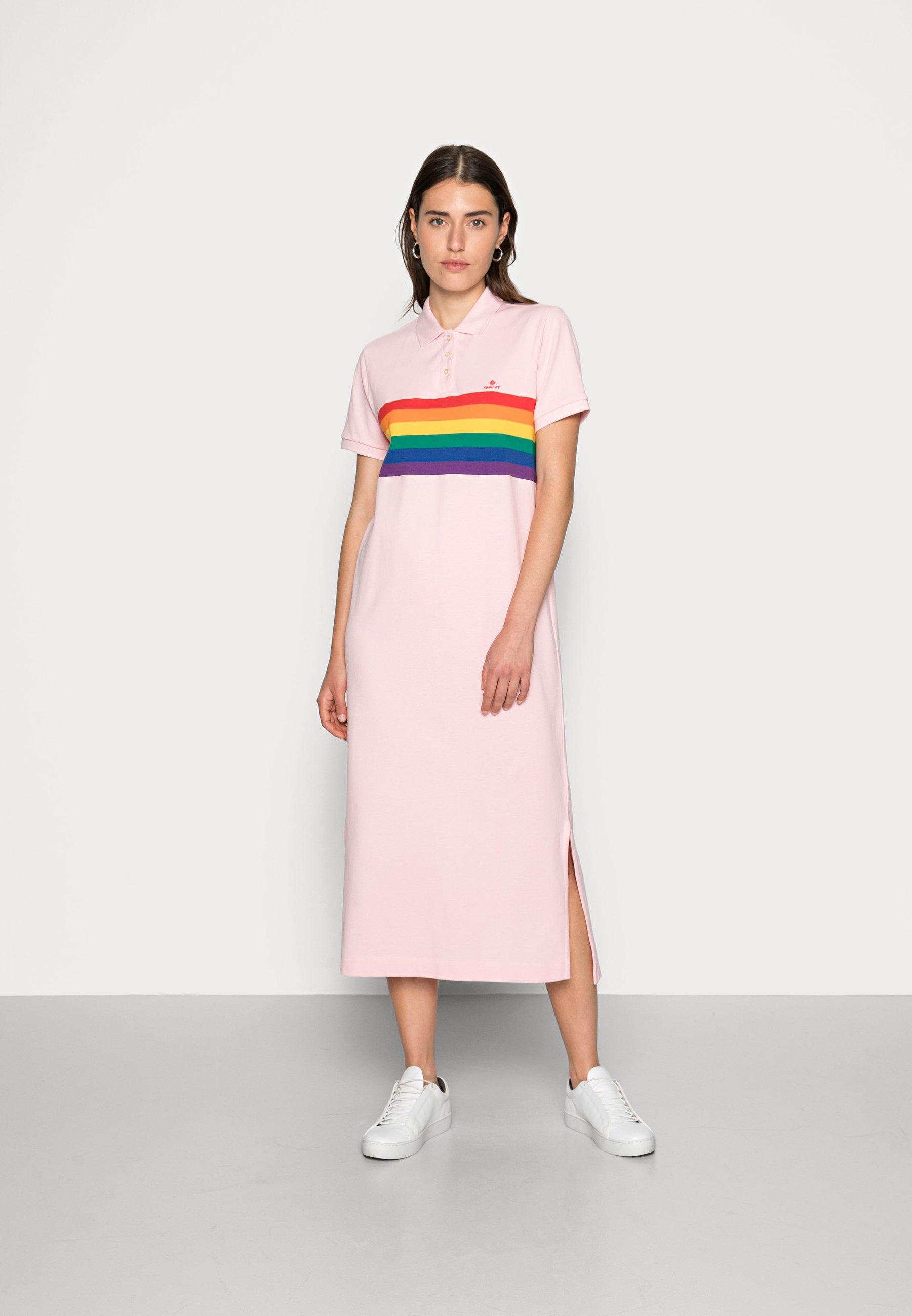 Women PRIDE RUGGER DRESS - Day dress
