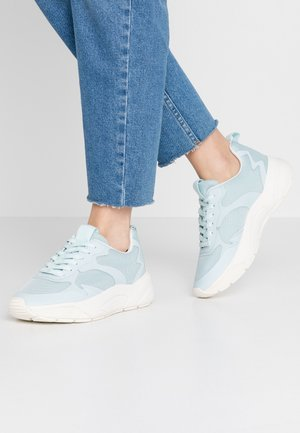 MISHA   - Sneakers laag - light aqua green