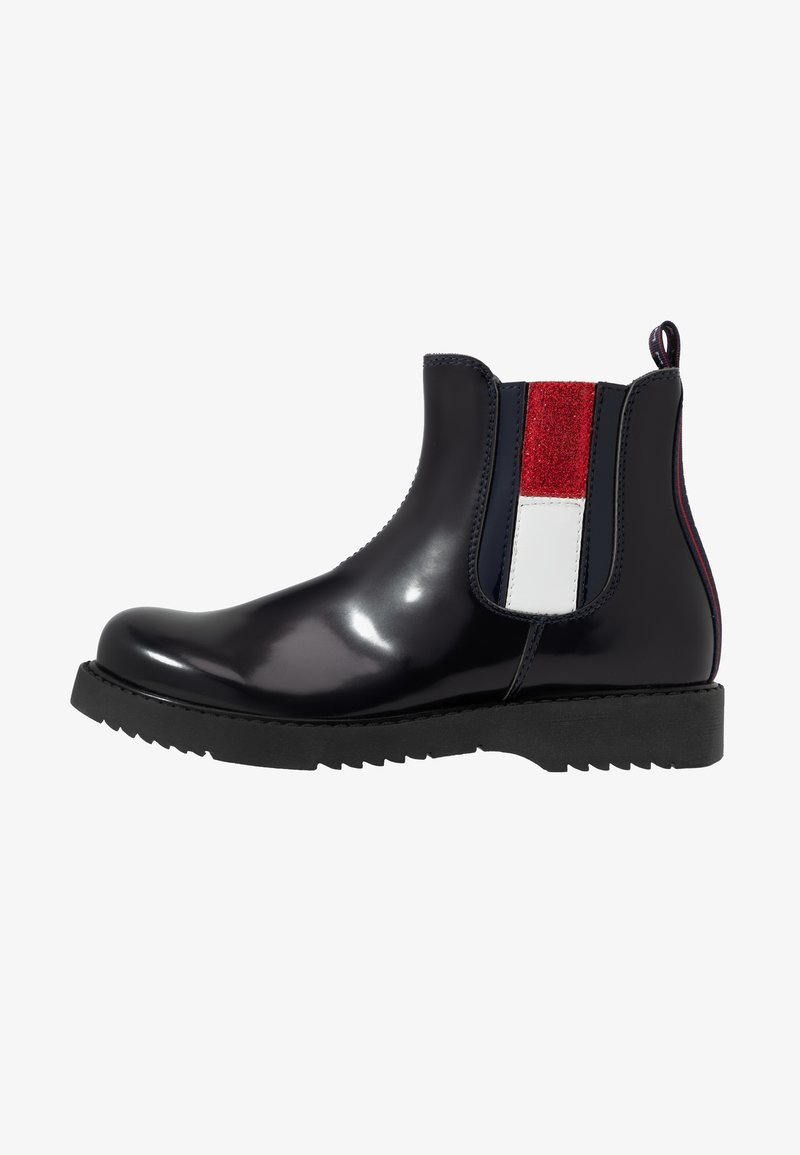 Tommy Hilfiger - Classic ankle boots - blue
