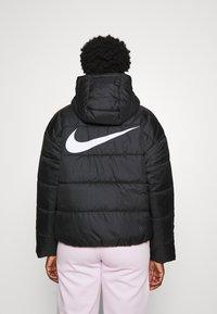 Nike Sportswear - CLASSIC - Winter jacket - black/white - 3