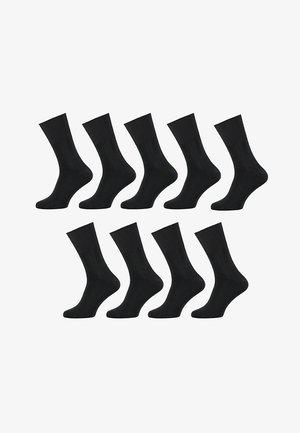 9 PACK - Strømper - medium grey