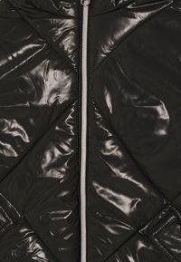 Benetton - BASIC GIRL - Zimní bunda - black - 2
