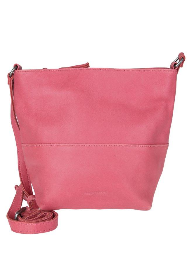 UMHÄNGETASCHE CHIC - Across body bag - pink