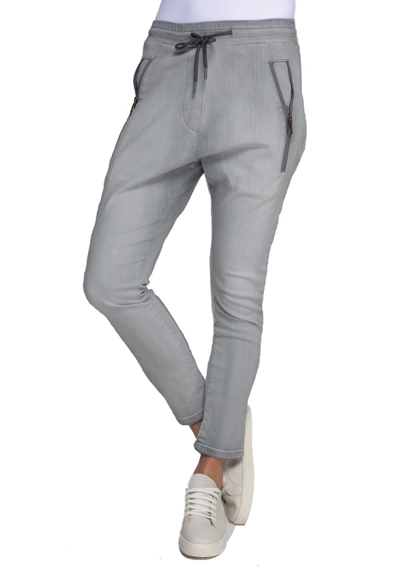 Zhrill - Tracksuit bottoms - light grey