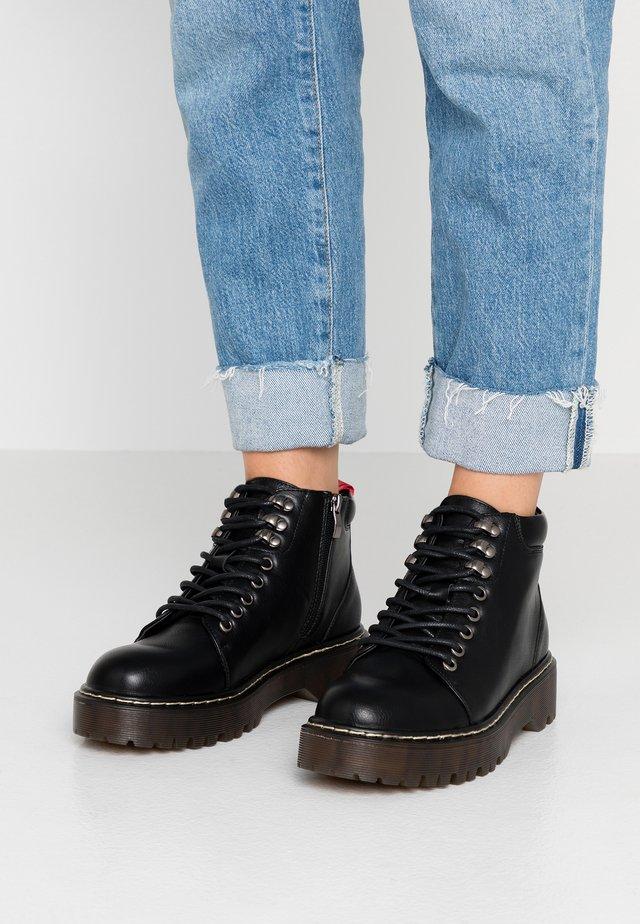CALISI - Boots à talons - black