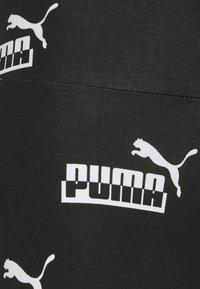 Puma - AMPLIFIED LEGGINGS - Collants - black - 6
