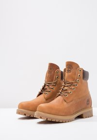 Timberland - HERITAGE 6 IN PREMIUM - Lace-up ankle boots - burnt orange - 2