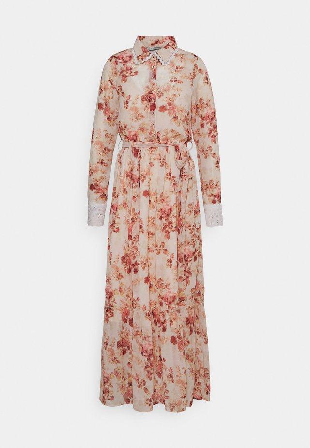 MACIE - Robe chemise - multi