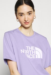 The North Face - EASY TEE - T-shirts med print - sweet lavender - 3