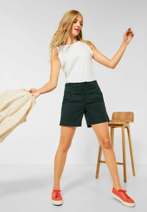 BERMUDA  - Shorts - grün