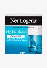 Neutrogena - GESICHTSPFLEGE HYDRO BOOST AQUA CREME - Face cream - - - 0