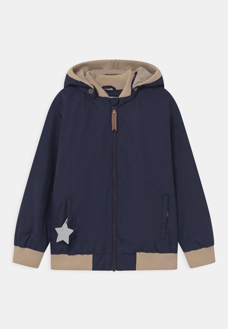 MINI A TURE - WILDER UNISEX - Light jacket - maritime blue