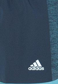 adidas Performance - SHORT COOLER - Korte broeken - crew navy/hazy blue - 2