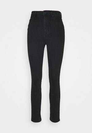 SADIE CROPPED THINKTWICE - Jeans Skinny - black denim