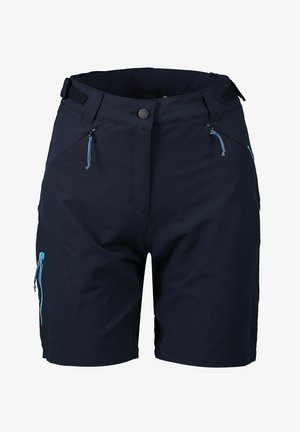 Outdoor shorts - dunkelblau