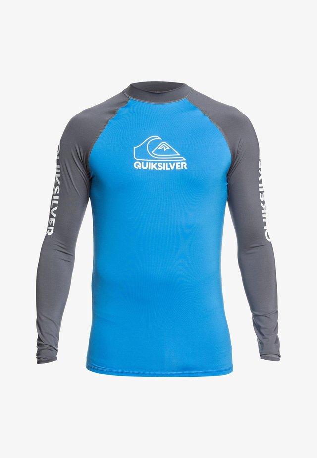QUIKSILVER™ ON TOUR - LANGÄRMLIGER RASHGUARD MIT UPF 50 FÜR MÄNN - T-shirt de surf - blithe