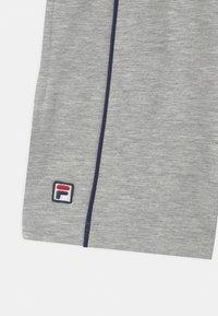 Fila - JAN  - Shorts - light grey melange bros - 2