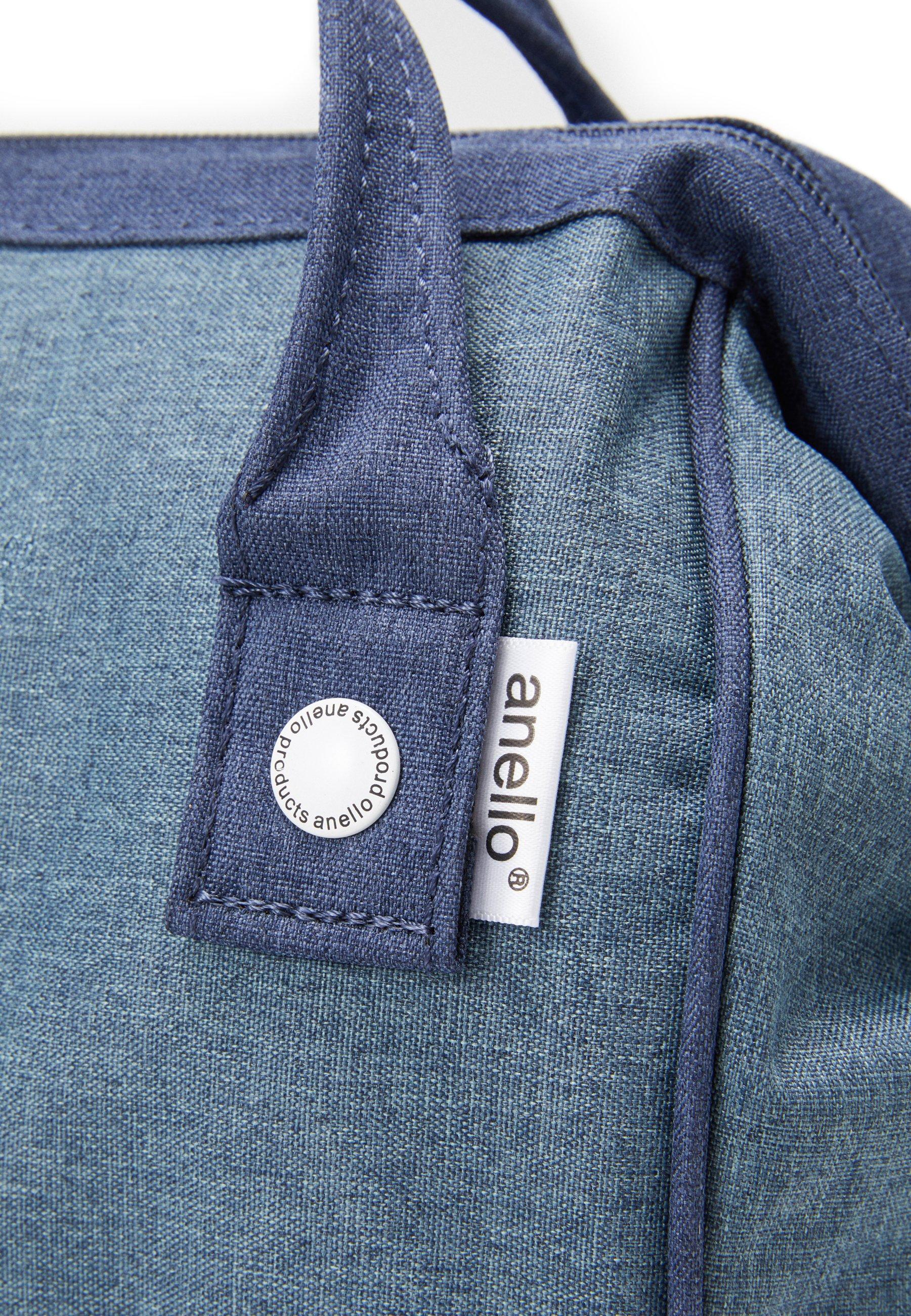 anello Ryggsekk - light-blue denim/lyseblå denim BCryrxb0hgLhBpi