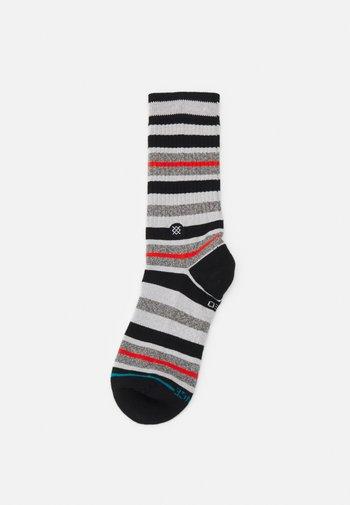 BROCK - Socks - black