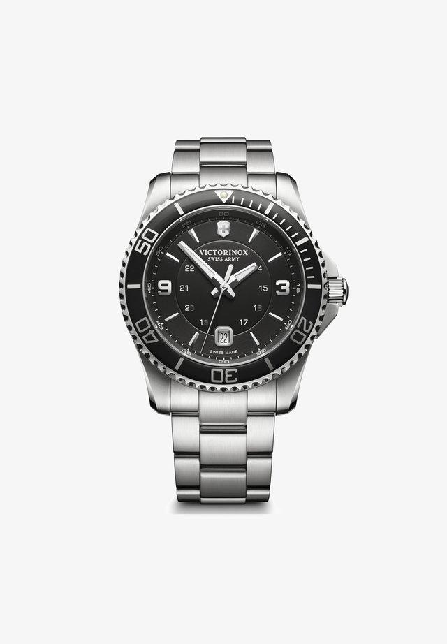 Orologio - black/silver