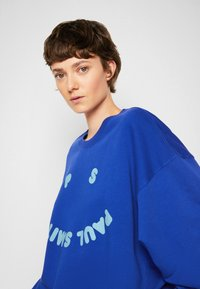 PS Paul Smith - WOMENS FACE - Mikina - blue - 5