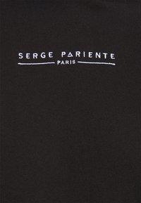 Serge Pariente - HOODY - Hoodie - black - 6