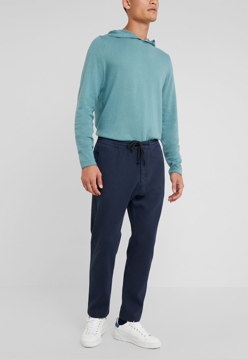 DRYKORN - JEGER - Trousers - navy