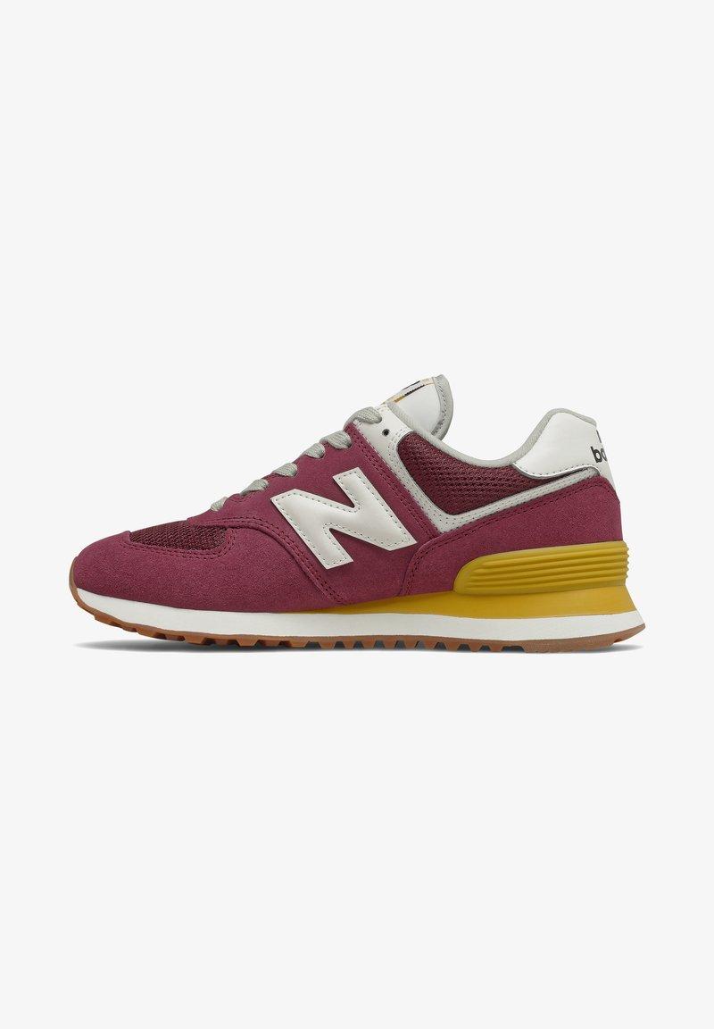 New Balance - Zapatillas - red/yellow