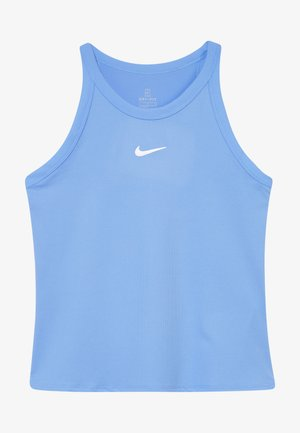 DRY TANK - Camiseta de deporte - royal pulse/white