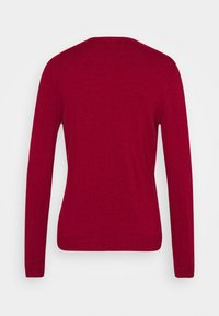 Sisley - Cardigan - dark red - 1