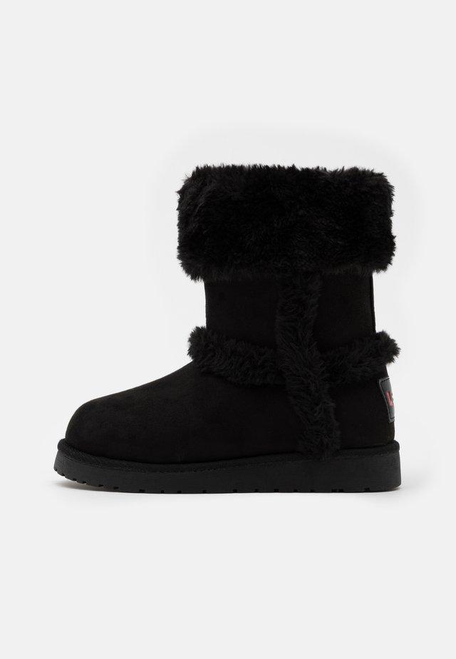 TIDE - Snowboot/Winterstiefel - black
