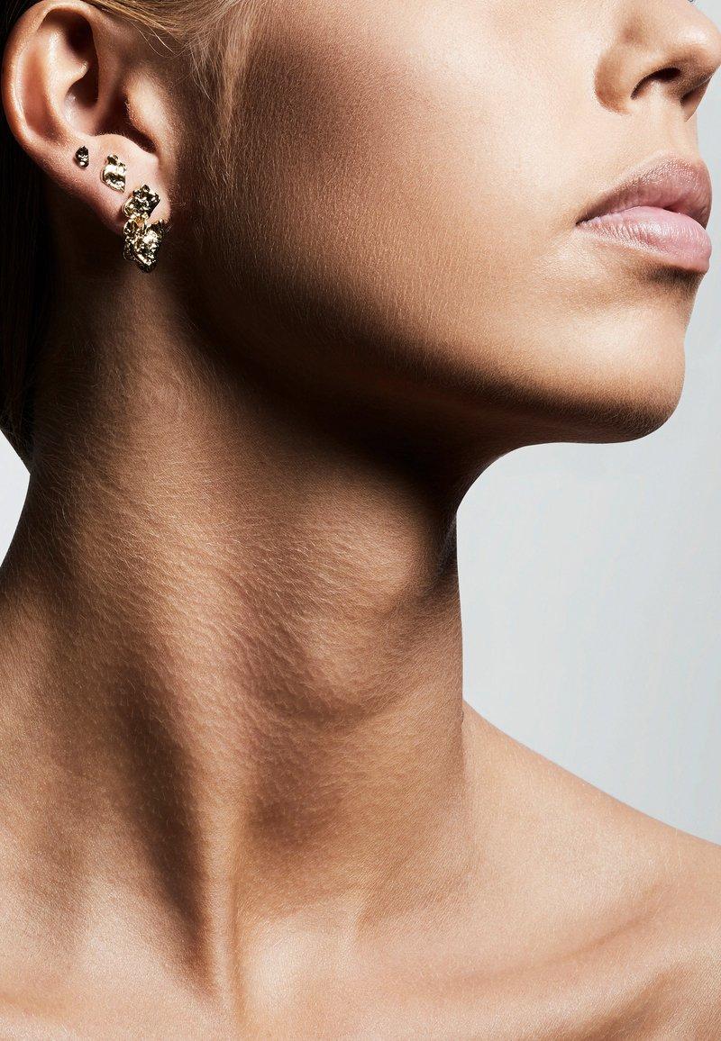 Pilgrim - HORIZON - Earrings - gold plated