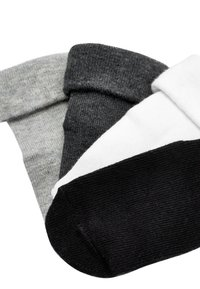 Next - 4 PACK SOCKS - Sokken - grey - 5