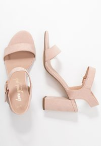 New Look - VIMS - High heeled sandals - oatmeal - 3