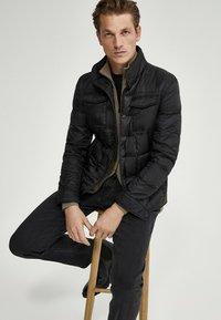 Massimo Dutti - Down jacket - black - 5