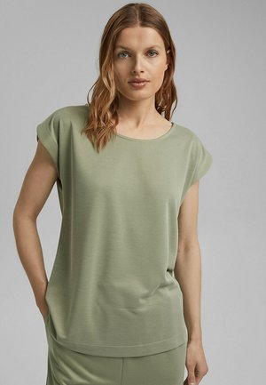 FASHION - T-shirt basic - light khaki